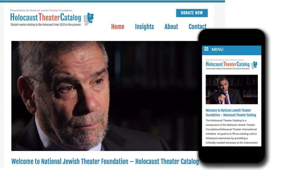 Michael Berenbaum on Holocaust and Theater