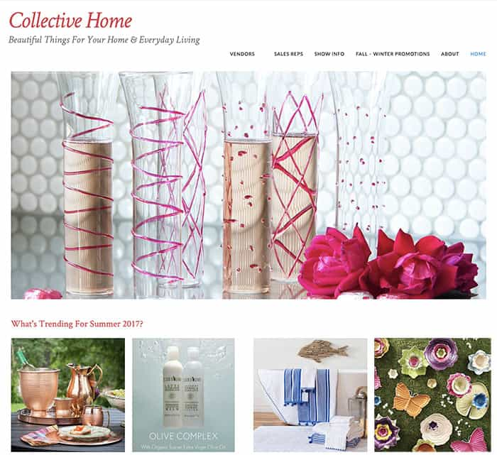 Collective Home Reps Products
