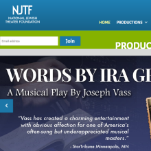National Jewish Theater Foundation